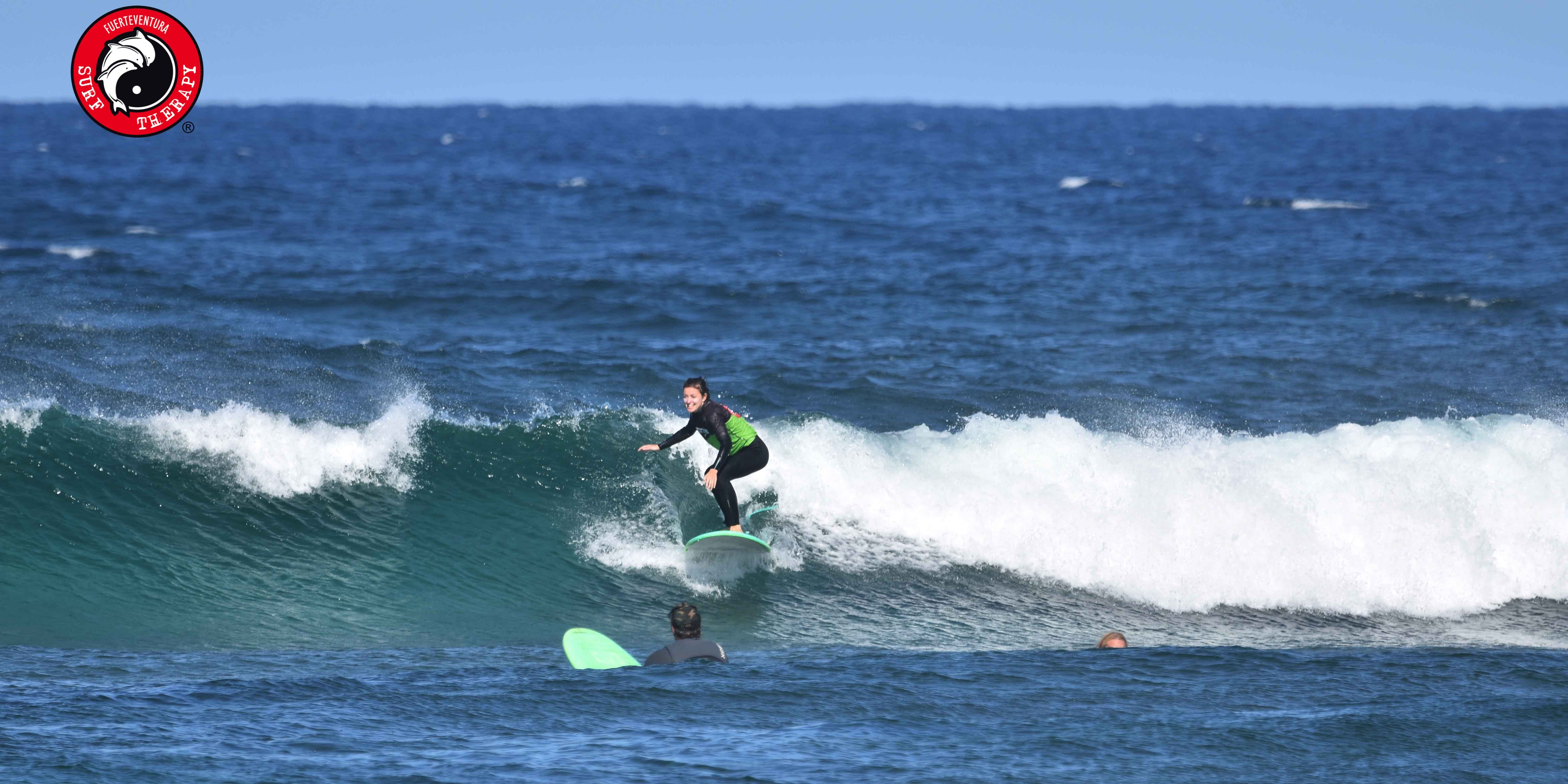 10% discount on Fuerteventura Surf Camp and surf courses